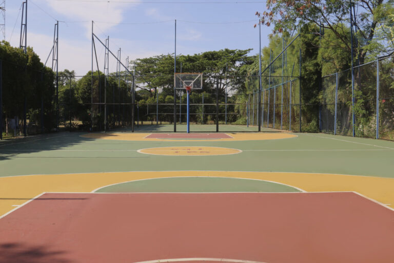 BasketBall Field 1