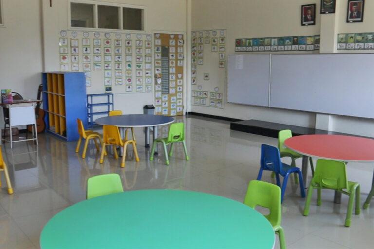 Playgroup Classroom