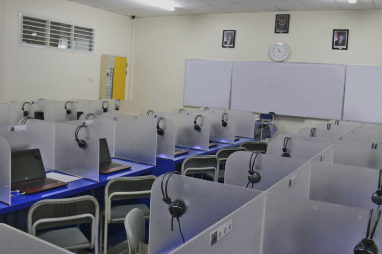 Secondary ICT Lab