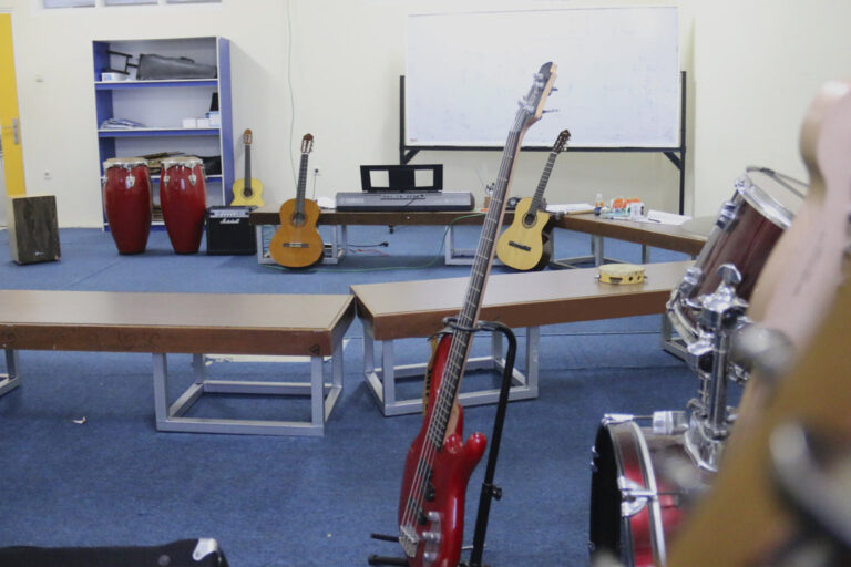 Secondary Music Room